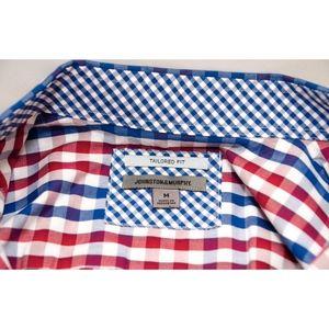 Johnston & Murphy Shirts - Johnston & Murphy Men Button Up Shirt Medium